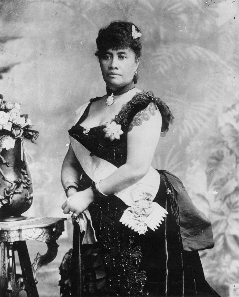 La reine Liliʻuokalani