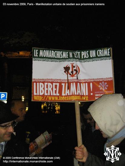 manifestation zamani pancarte paris 2010 cmi