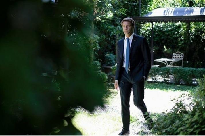 Prince Emmanuel Philibert de Savoie Photo@Efsavoia