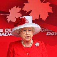Elizabeth II au Canada