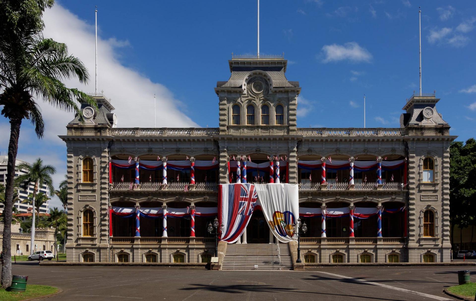 Palais royale de Hawaï