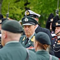 Le roi de Norvège Harald V  PhotoLise Åserud, NTB scanpix