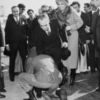 Exil du Shah, le 16 janvier 1979