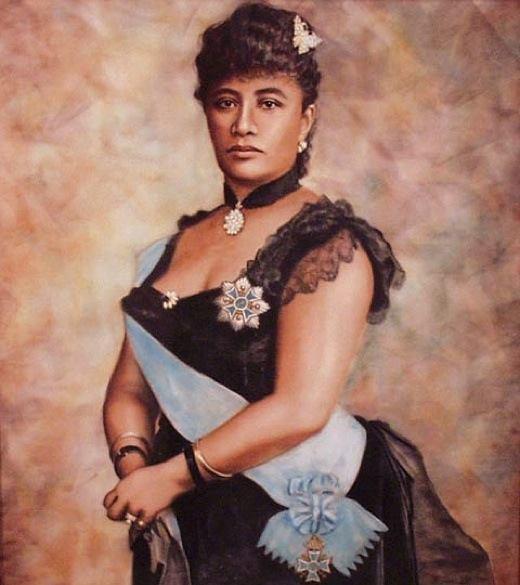 la reine Lili?uokalani
