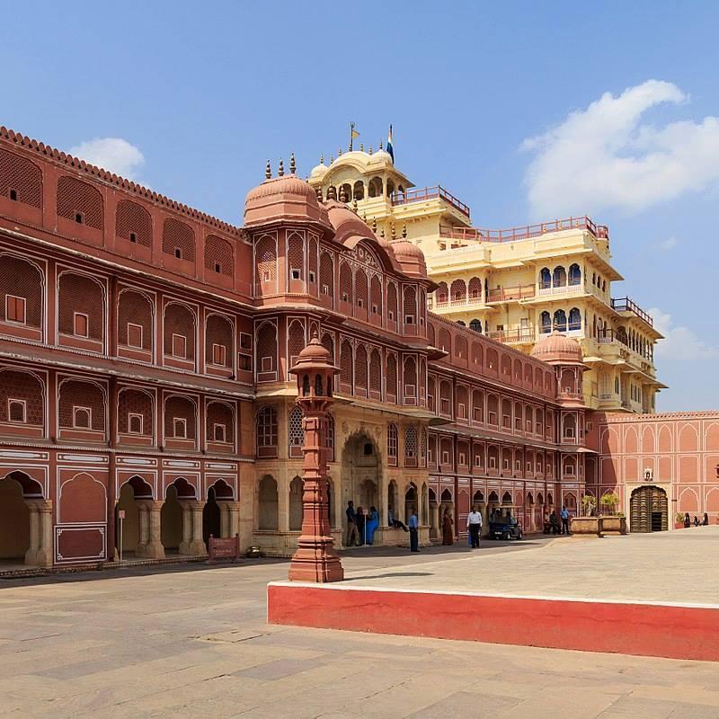 Palais du prince Padmanabh Singh