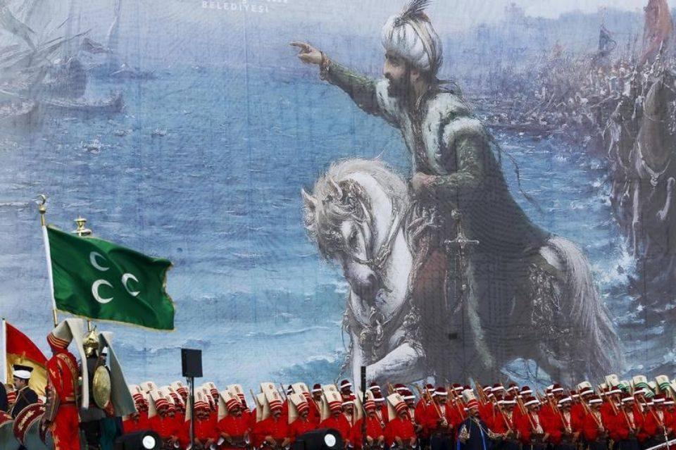 Propagande ottomane