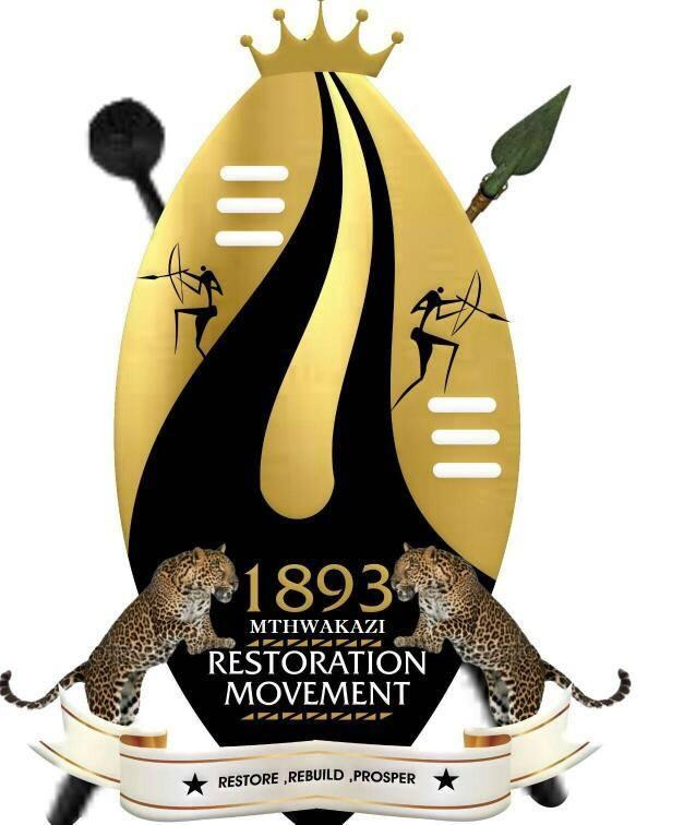 Logo du mouvement monarchiste Ndébélé
