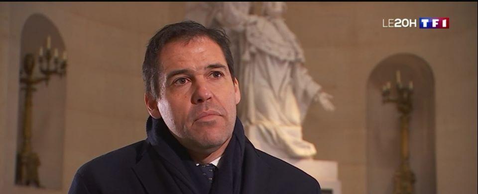 Louis-Alphonse de Bourbon sur TF1