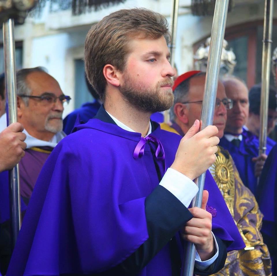 Le duc de Beira, catholique