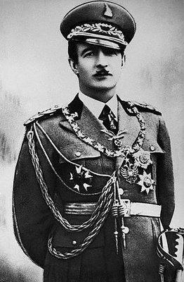 Albania s king zog