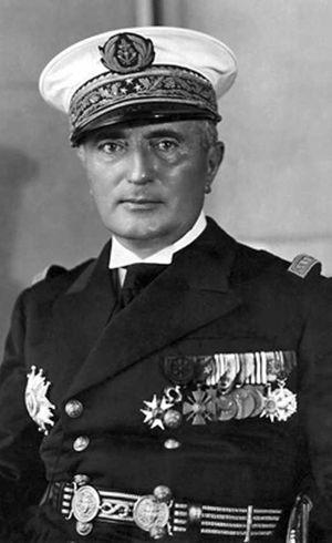 Amiral francois darlan