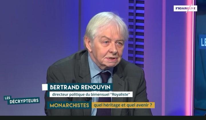 Bertrand renouvin