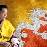 Bhutan king 01