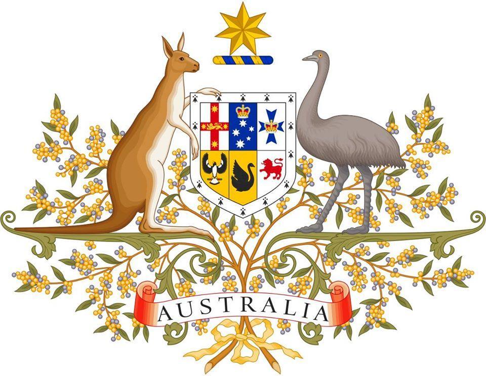 Blason de l australie
