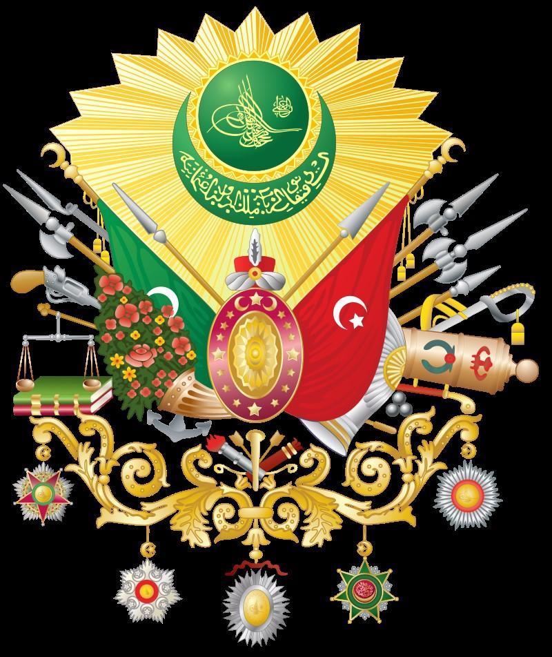 Blason des osmanlis