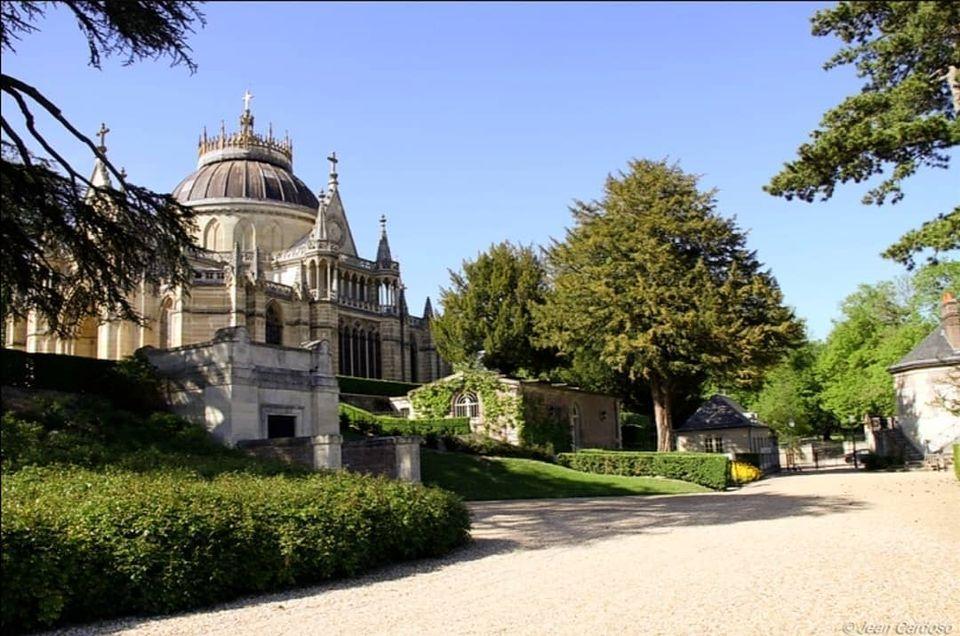 Chateau de dreux