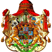 Coat of arms of wettin house albert line