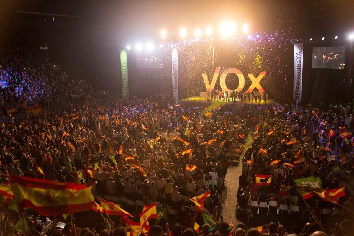 Congres de vox