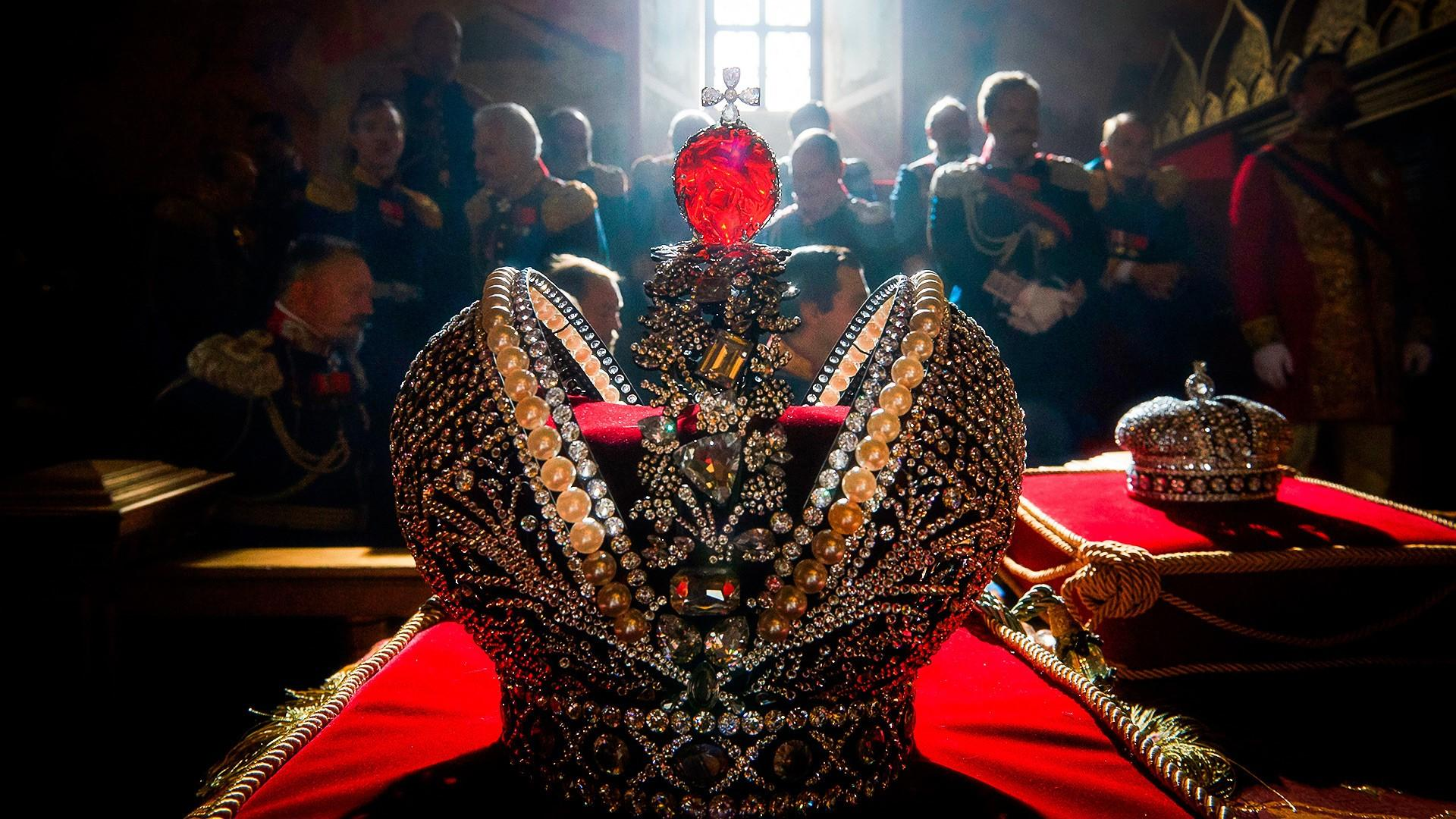 Couronne des tsars