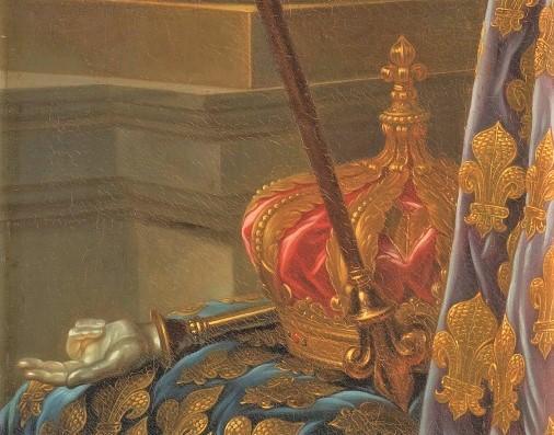 Couronne et sceptre
