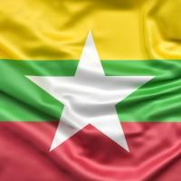 Drapeau du myanmar 1401 179