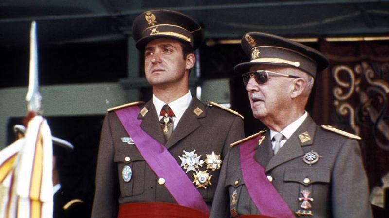 Franco et juan carlos