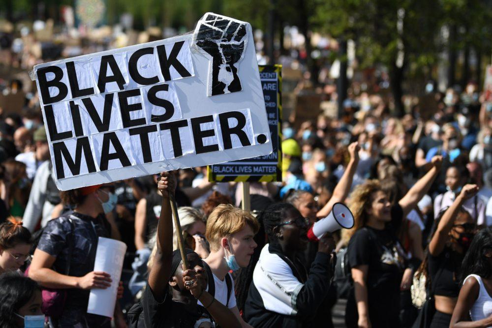 Gettyimages manifestation du black lives matter