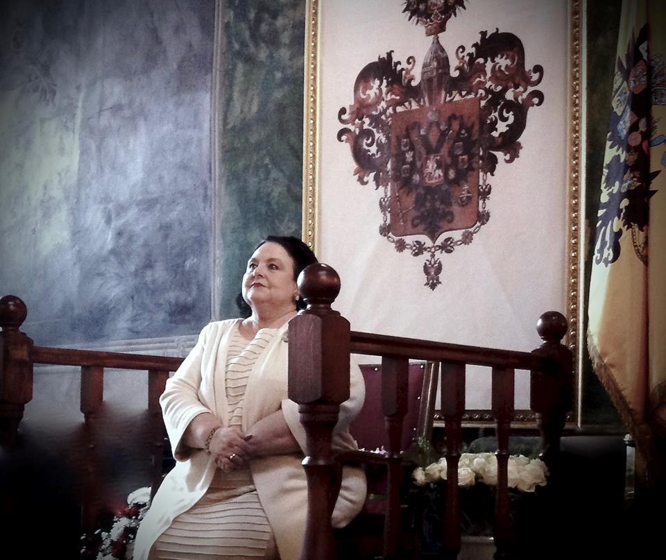 Grande duchesse maria romanov