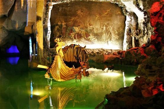 Grotte de linderhof