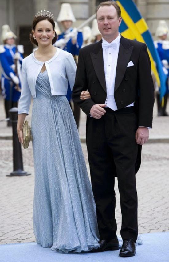 Gustav prince de sayn wittgenstein berleburg et carina axelsson