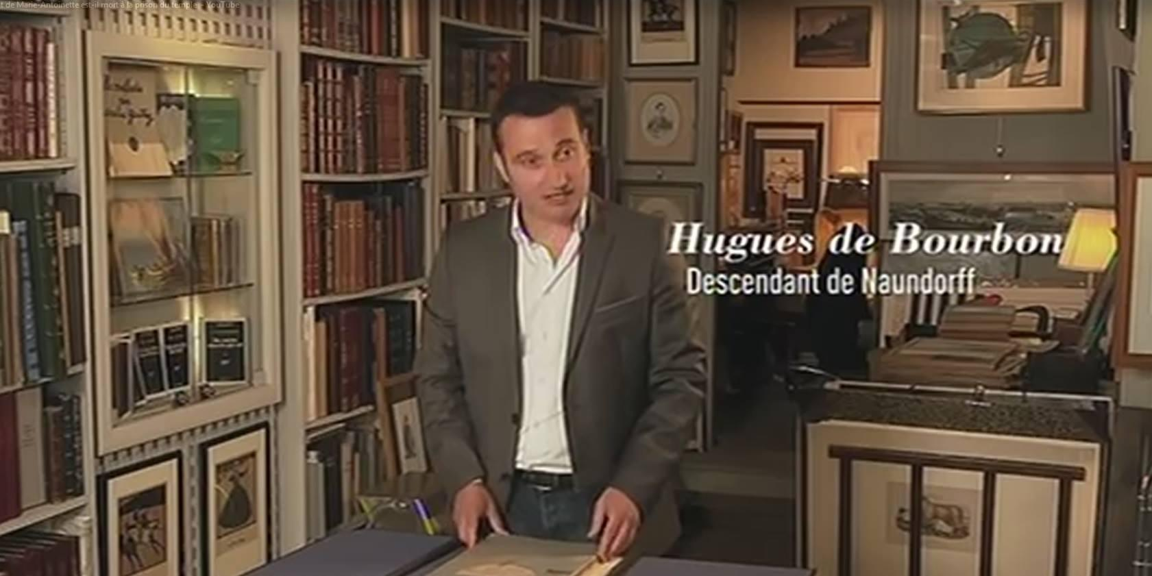 Hugues de bourbon