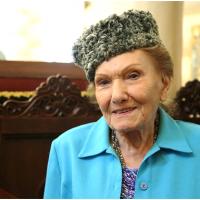 La princesse Olga Nikolaevna Koulikovskaya.