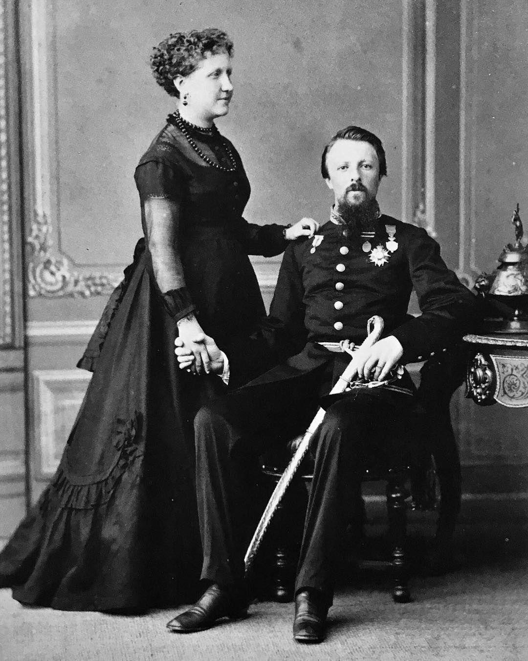 Isabelle de bragance et son mari gaston d orleans