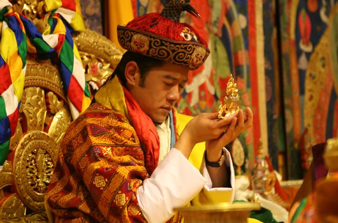 Jigme khesar wangchuck 1