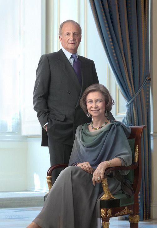 Juan carlos i et la reine sofia