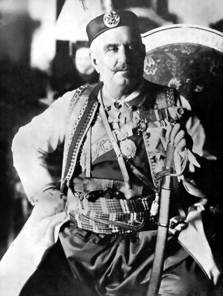 Le roi Nicolas Ier