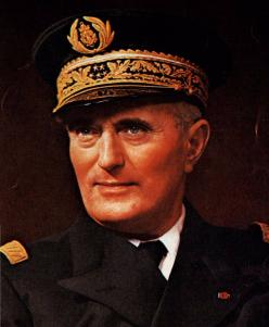 L amiral francois darlan