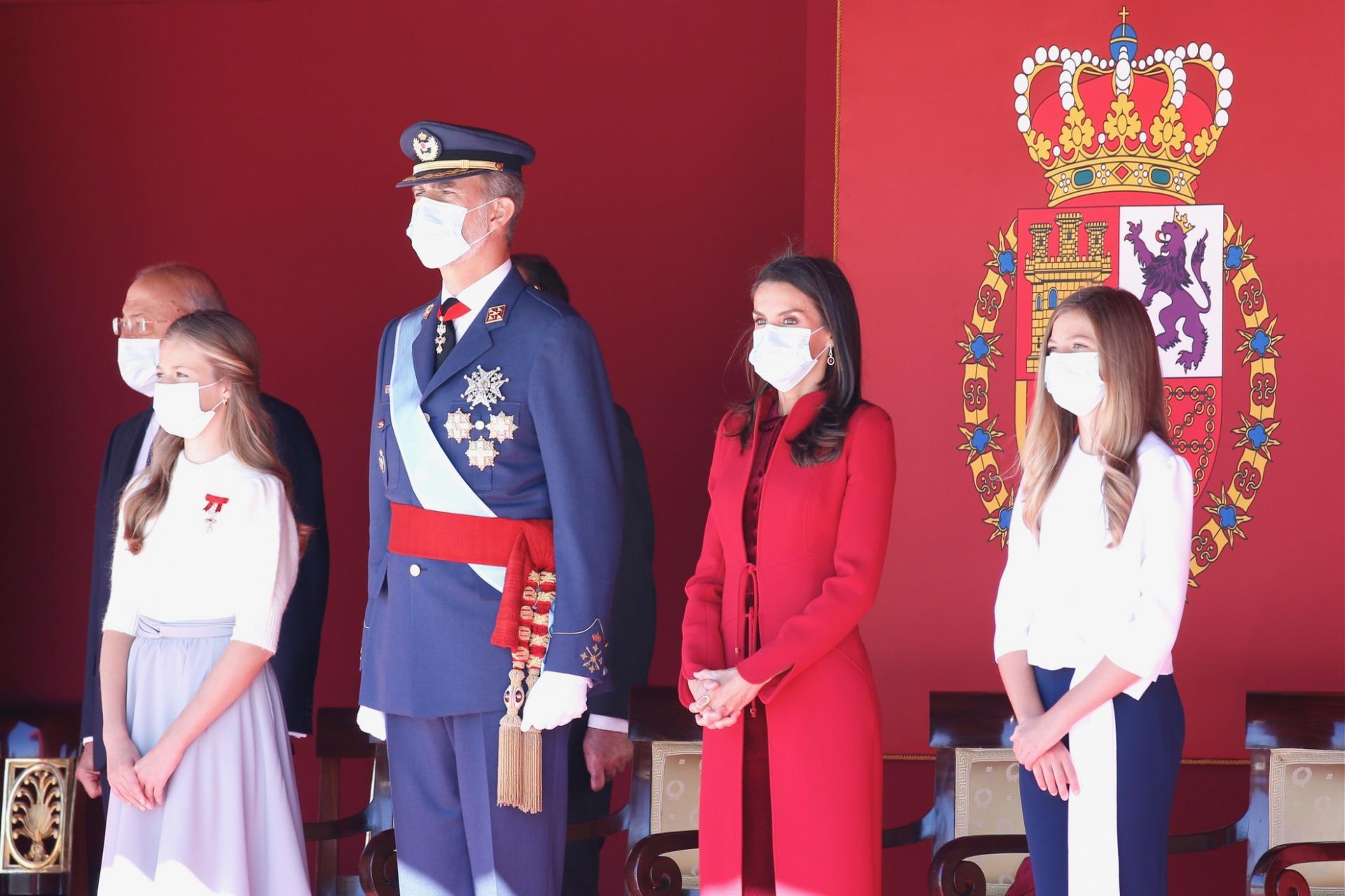 La famille royale d espagne 1