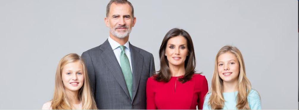 La famille royale d espagne