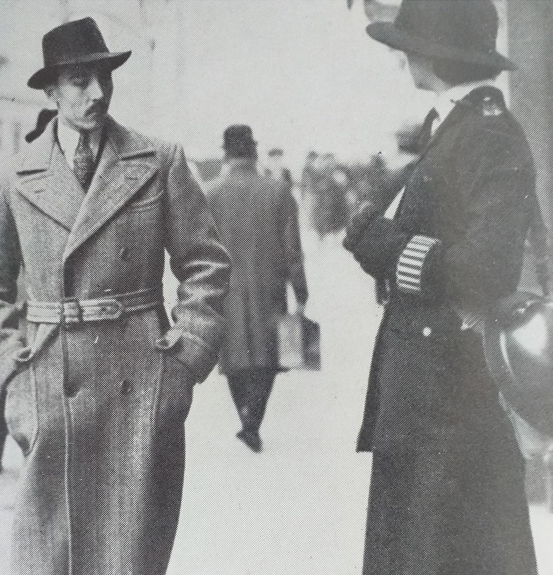 Le comte de paris en mission diplomatique en 1939 a londres 1