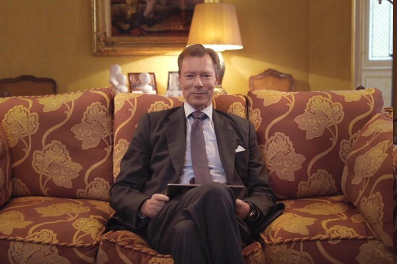 Le grand duc henri source cour grand ducale