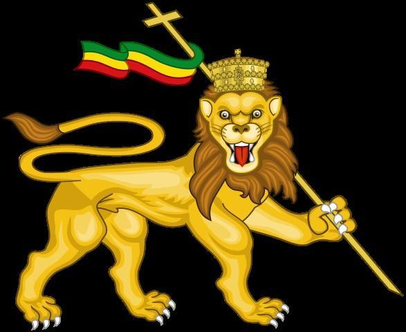 Le lion de judah