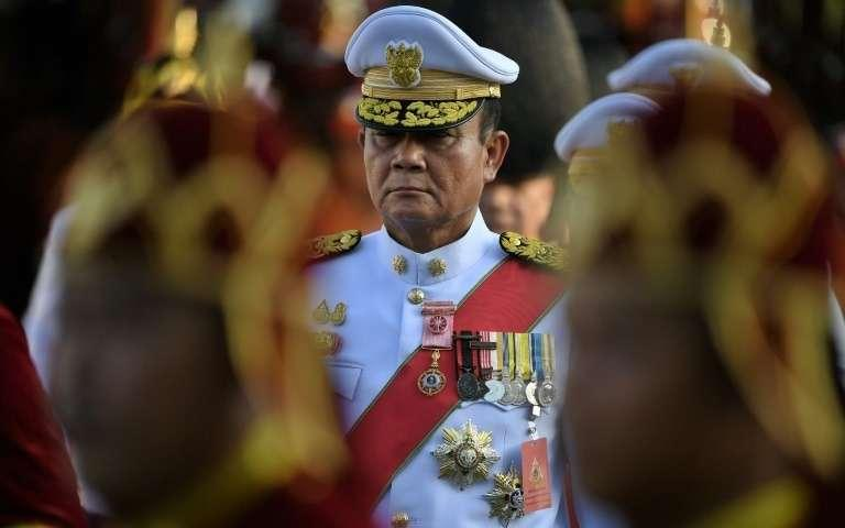 Le premier ministre thailandais
