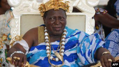 Le roi de grand bassam sud est amon tanoe