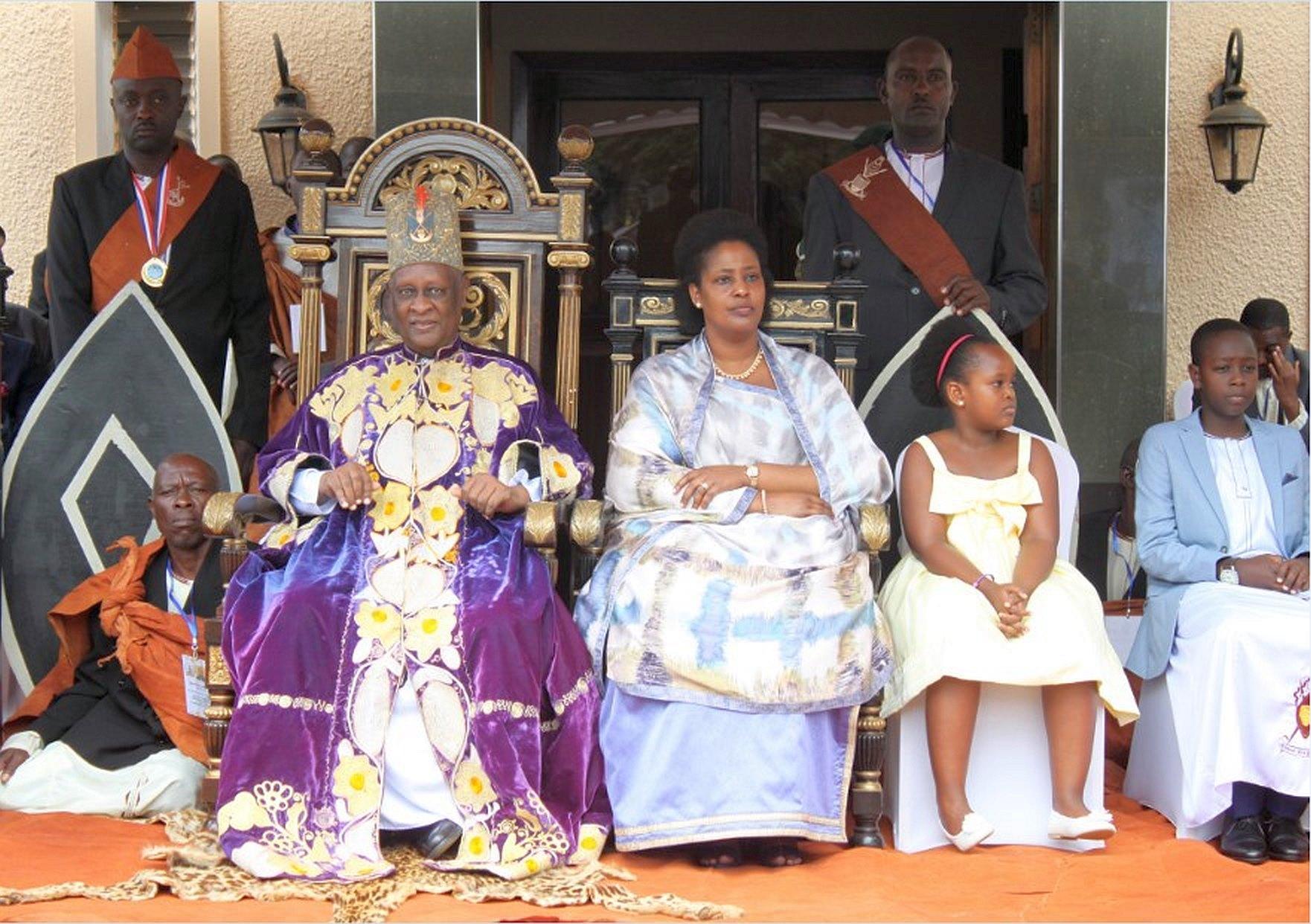 Le roi solomon gfabusa iguru ier