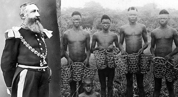 Leopold ii et des congolais