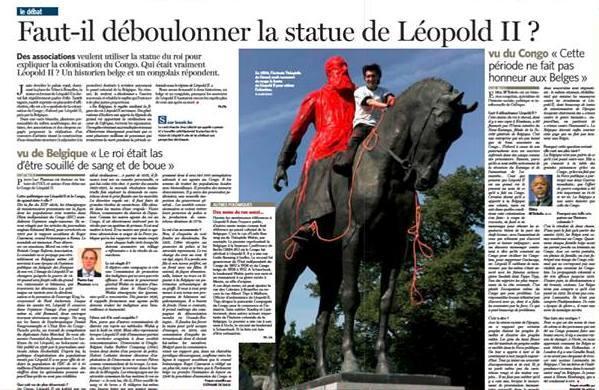 Lepopld ii un debat dans la societe belge