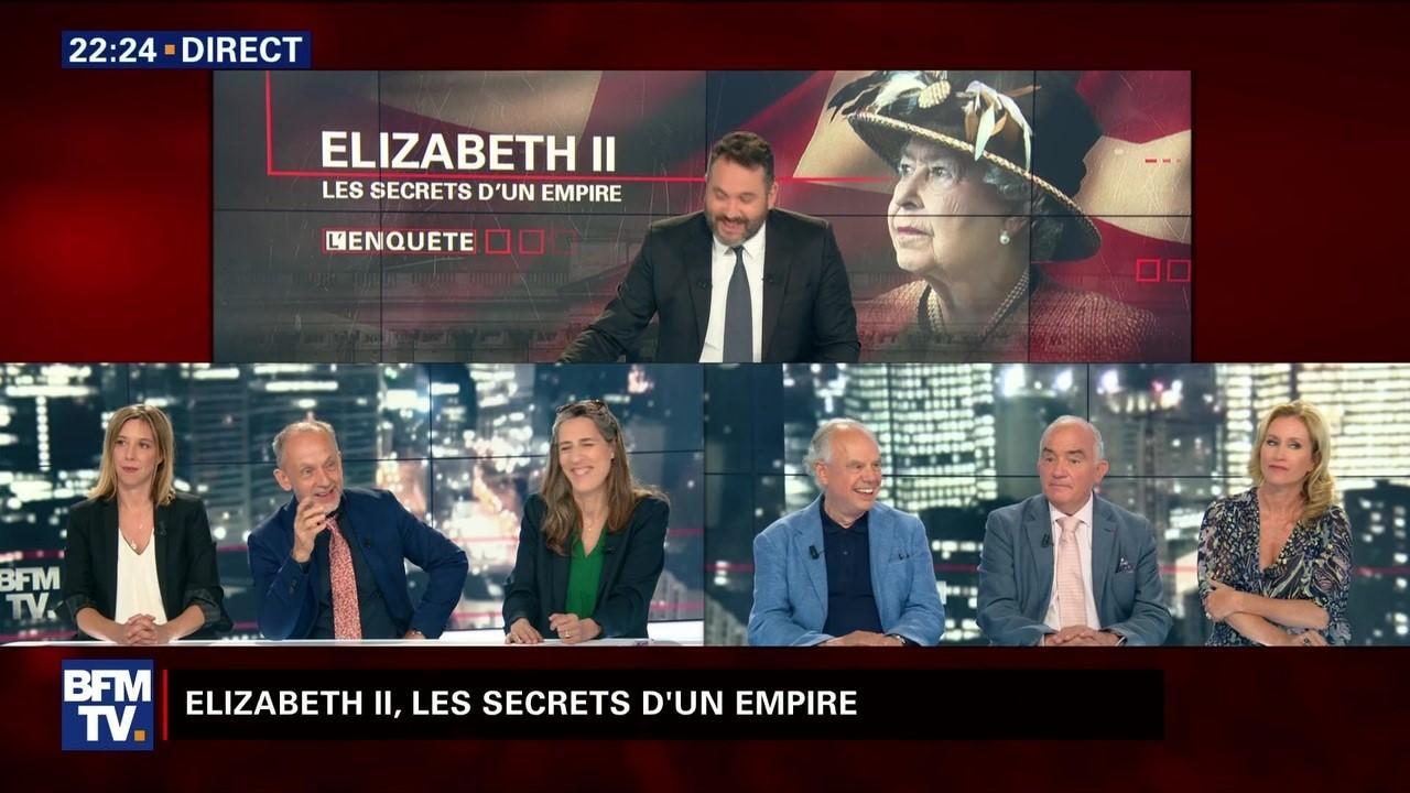 Les secrets d un empire