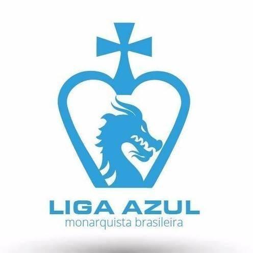 Logo de la liga azul