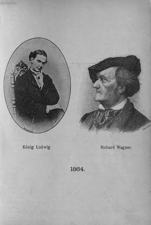 Louis ii et richard wagner